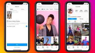 Facebook Launches Instagram Reels, Hoping To Lure TikTok Users After Trump's Threat to Ban PoChina-Owned App