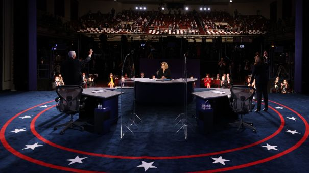 The commission that runs debates has changed the rules, following a cacophonous first debate that was packed with interruptions.
