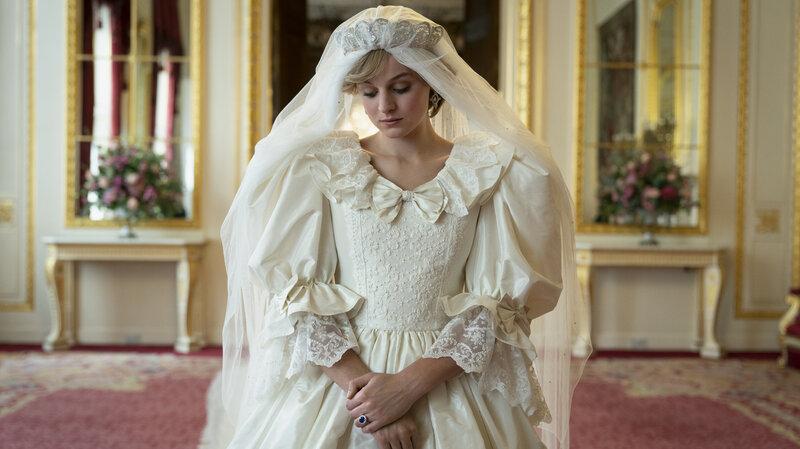 The Crown' Season 4 Introduces Princess Diana And More Juicy Drama : NPR