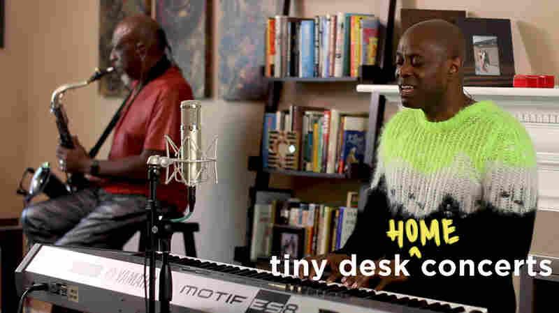 KEM: Tiny Desk (Home) Concert