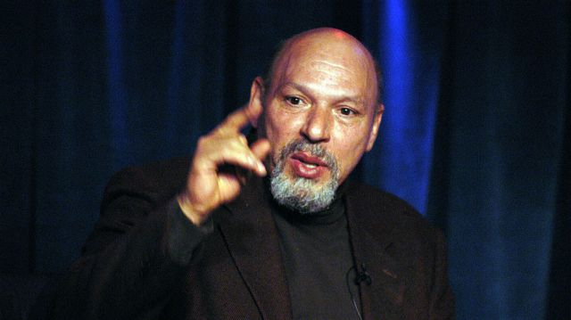 August Wilson at the U.S. Comedy Arts Festival in Aspen, Co., 2004.