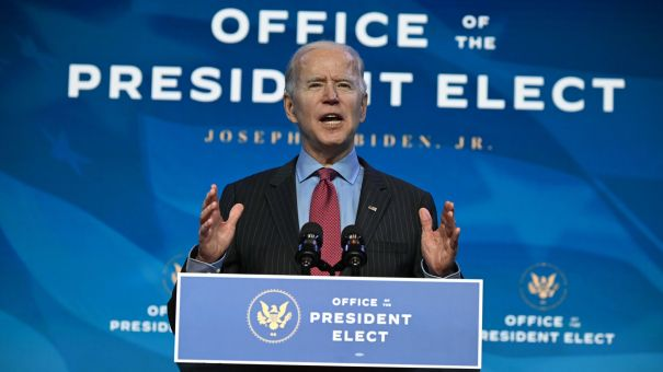 President-elect Joe Biden is expected to propose an additional $160 billion for a national vaccine program, including $20 billion for distribution.