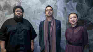 Vijay Iyer And A New Trio Reflect On The 'Uneasy' Past And Present