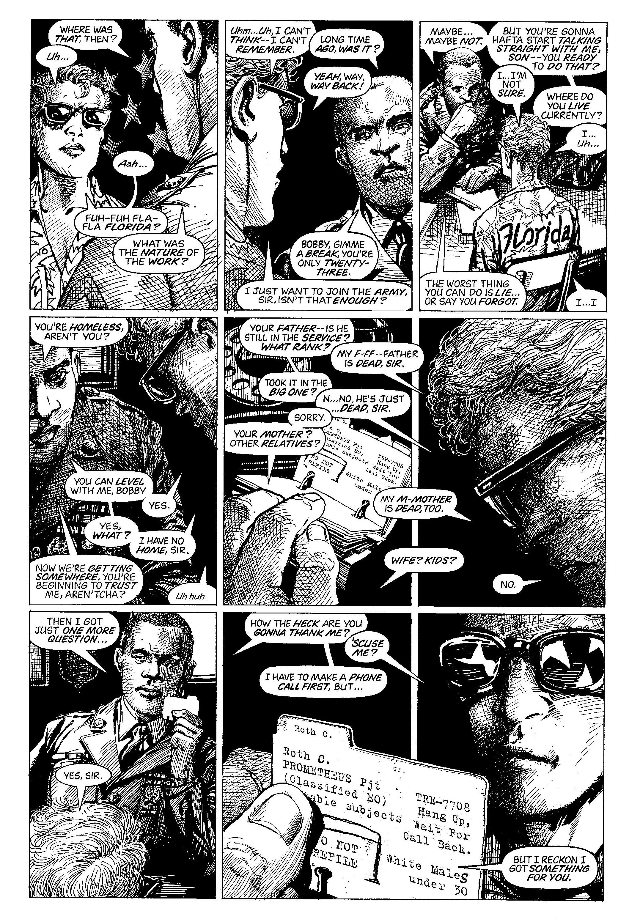 Interview: Comics Creator Barry Windsor-Smith : NPR