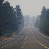 As Evacuations Are Lifted Thousands Of People Return To Smoke-Choked Tahoe