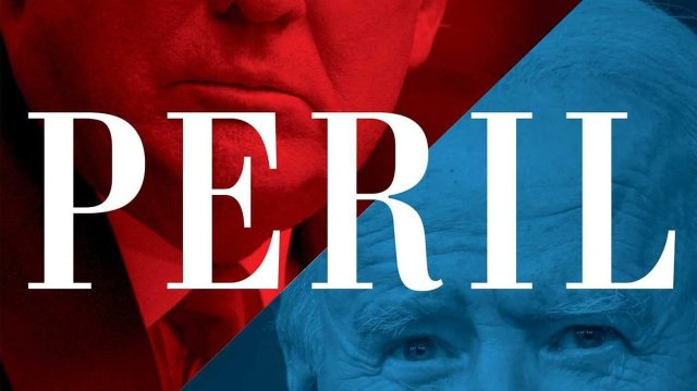 'Peril' Details The Capitol Riot And Trump's Last-Ditch Effort To Hold Onto Power