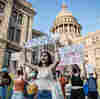 Texas' abortion law is back in court
