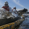 California's Justice Department is now investigating the cause of the oil spill