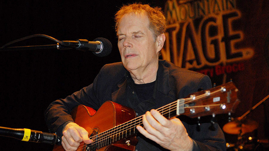 Leo Kottke On Mountain Stage Npr