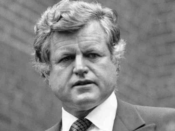 Sen. Ted Kennedy, Civil Rights Titan, Dead At 77 : NPR
