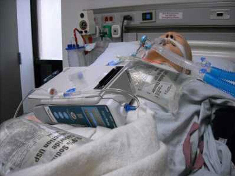 Arizona Training Hospital Uses Fake Patients : NPR