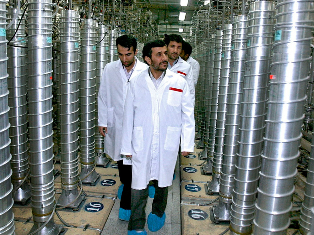 Iranian President 