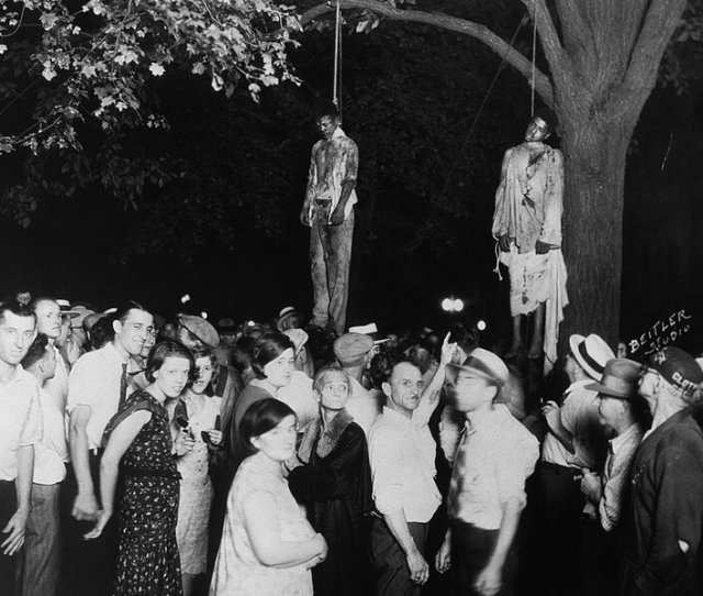 Strange Fruit Anniversary Of A Lynching Npr