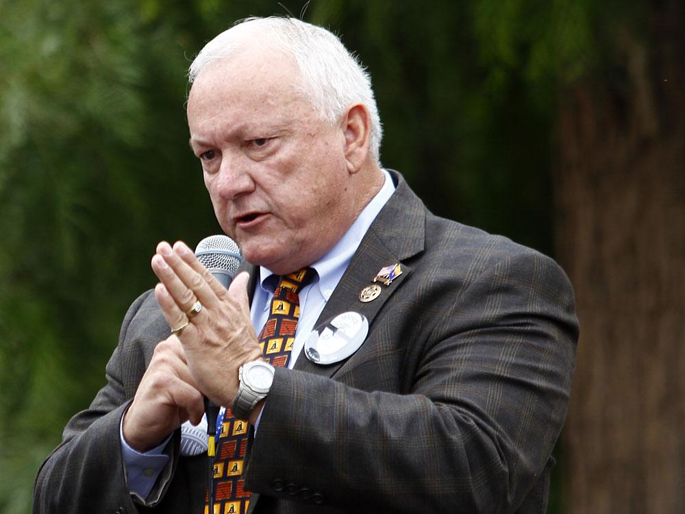 Arizona state Sen. Russell Pearce