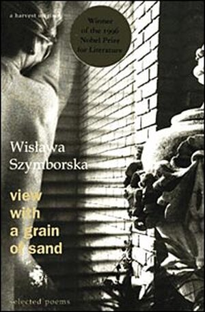 Book Cover: 'View With a Grain of Sand'