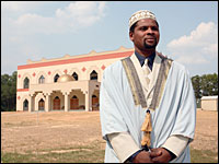 Sheikh Rashid Lamptey at Dar Al Noor