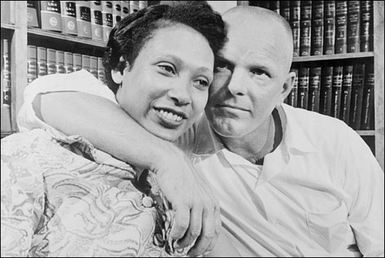 Richard and Mildred Loving, Bettman-Corbis Archive