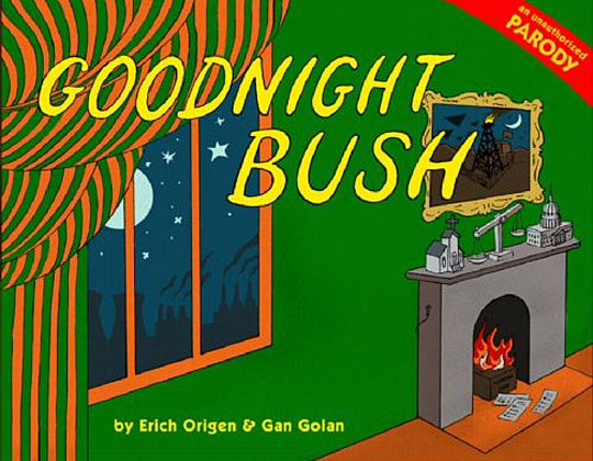Cover of Goodnight Bush