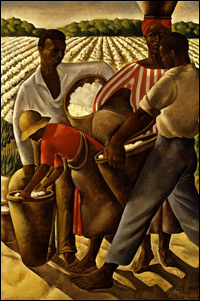 Earle Richardson, 'Employment of Negroes in Agriculture'