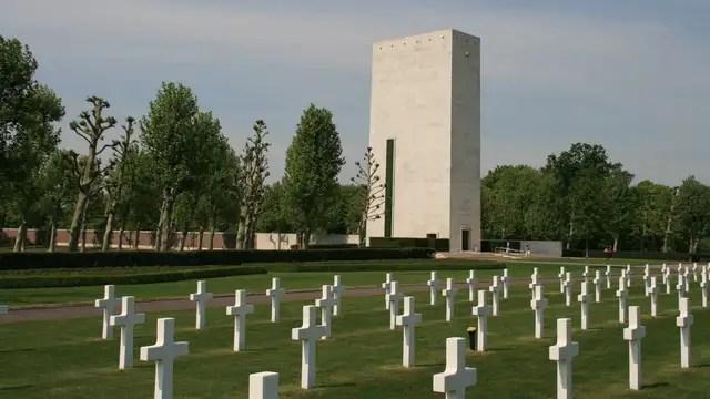 Margraten American Cemetery. (Photo: WikiCommons)