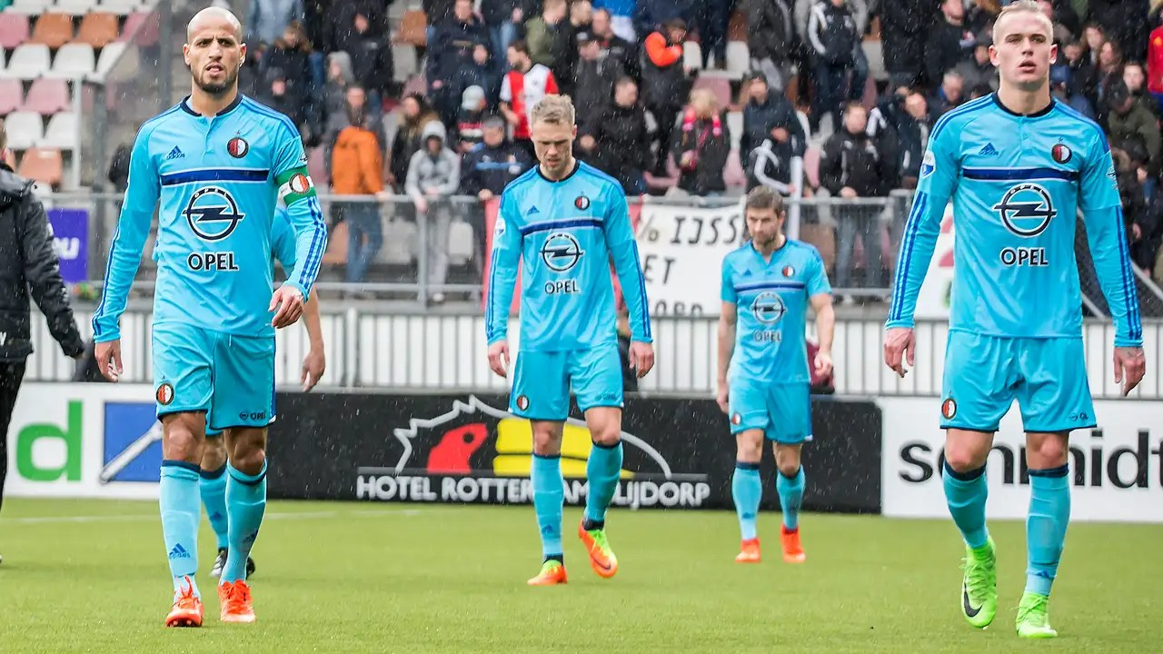 Image result for sparta 1-0 feyenoord
