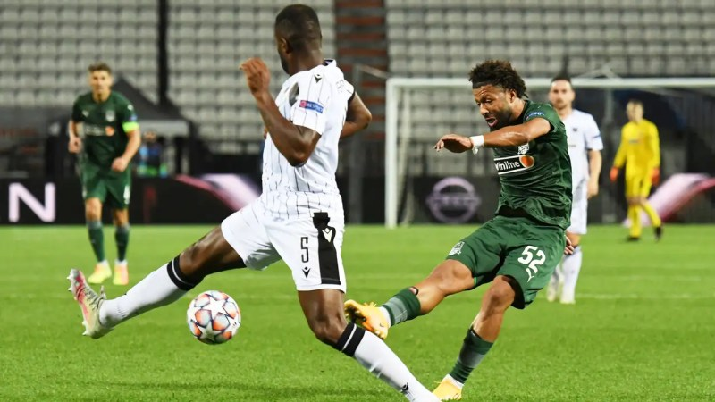 Vilhena With Krasnodar For The First Time At The Champions League Main Tournament Now World Today News