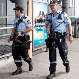 Ernstige terreurdreiging Noorwegen