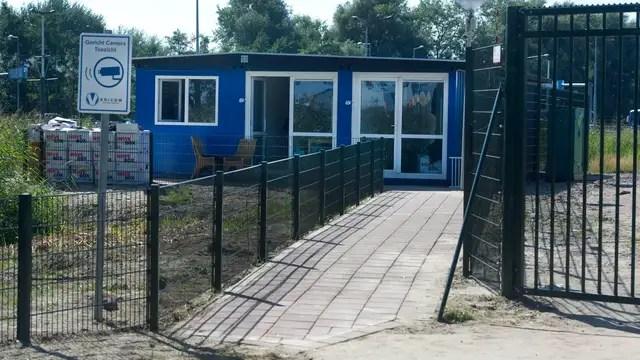 Tehuizen voor moeilijk opvoedbare kinderen jan de for Wijk in rotterdam