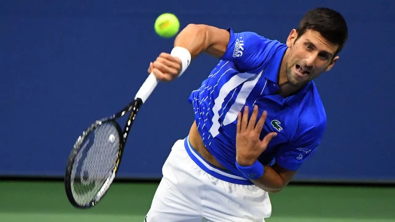 Djokovic To Fourth Round Us Open Tsitsipas Misses Six Match Points Now World Today News