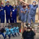 5 Videos Of Dancing Nurses Go Viral In Celebration Of Recovered Covid 19 Patients Nurse Org