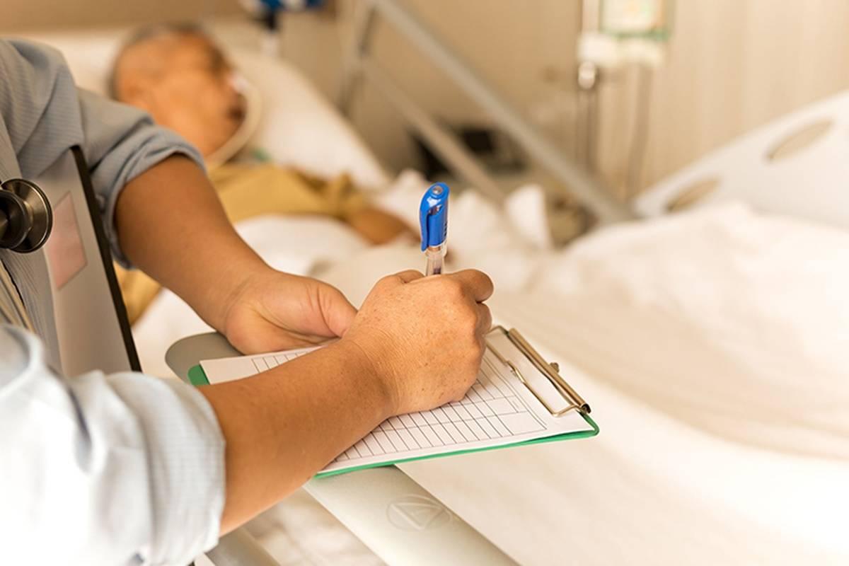 4 Steps To Writing A Nursing Care Plan