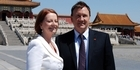 One wedding enough for 2011, says Gillard's beau