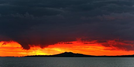 Rangitoto is older than previously believed. Photo /  Brett Phibbs