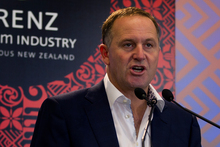 Tourism Minister John Key remains hopeful on progress towards a SkyCity convention centre. Photo / Sarah Ivey
