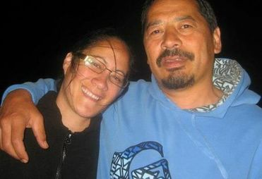 Carmen and Ivan Maheno. Photo / Supplied