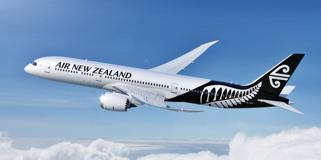 Air New Zealand's fleet of 103 aircraft will be wearing the new livery by the end of next year.