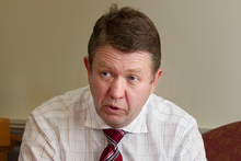 David Cunliffe. Photo / Marty Melville