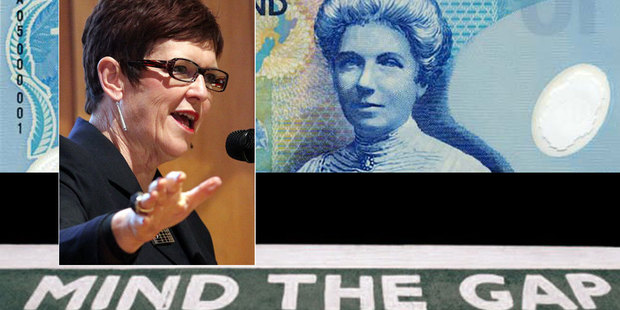 Dame Jenny Shipley said the report showed there was 'so much to do' to reach equality. Photo / NZME.