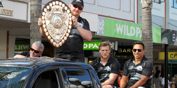 The Magpies have accepted three Heartland Ranfurly Shield challenges.