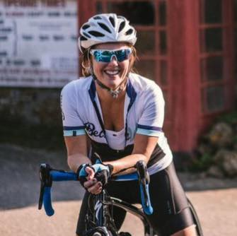 Carmen Greenway, 41, was cycling with her mother and friends. Photo / Supplied