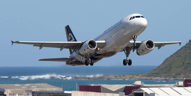 Why does it cost so much to travel domestically by air? Photo / Mark Mitchell