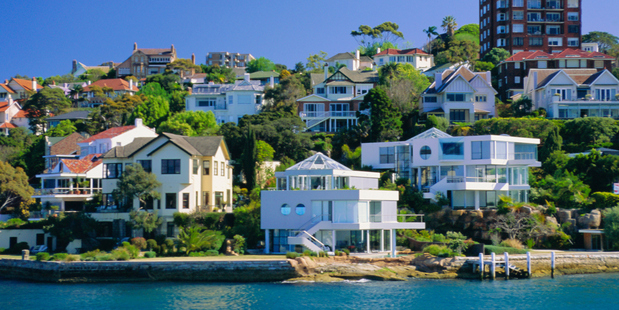 Sydney could be particularly impacted by a housing collapse. Photo / Getty Images