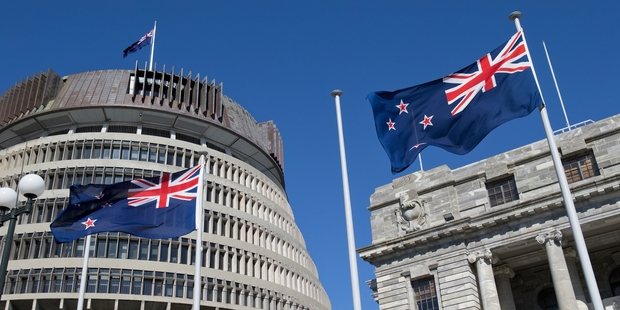 An un-entrenched Bill of Rights has existed in NZ for 25 years - and has been breached at least 37 times by new laws passed by Parliament. Photo / Mark Mitchell