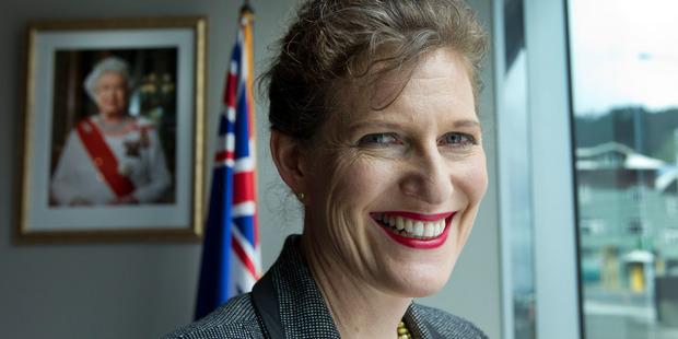 Rebecca Kitteridge, director of the NZSIS. Photo / Mark Mitchell