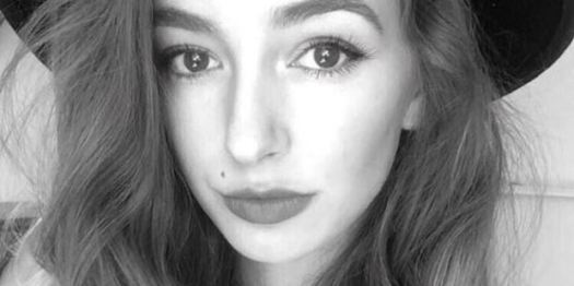 Jazz Egger, a teen model, says she's had over 5,400 matches on Tinder but has only met up with 20 of them. Photo / Instagram