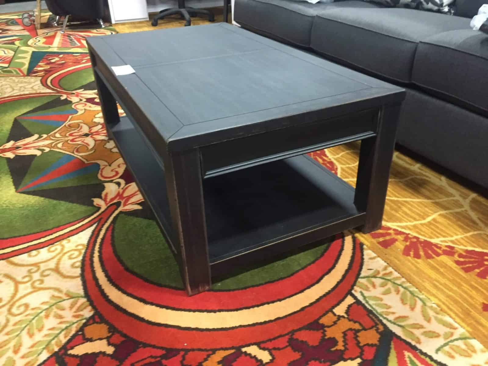 ashley furniture gavelston coffee table