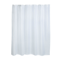 honey can do fabric shower curtain liner 72 x 70 white item 513089