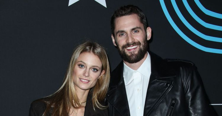 NBA Star Kevin Love Engaged To 'Sports Illustrated' Model ...