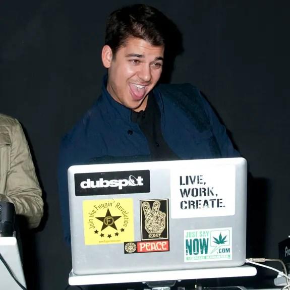 OK! Investigates: Rob—The 'Poor' Kardashian—What's His Net ...