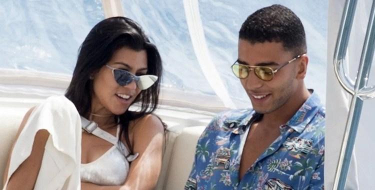 Did Kourtney Kardashian Break Up With Boyfriend Younes ...